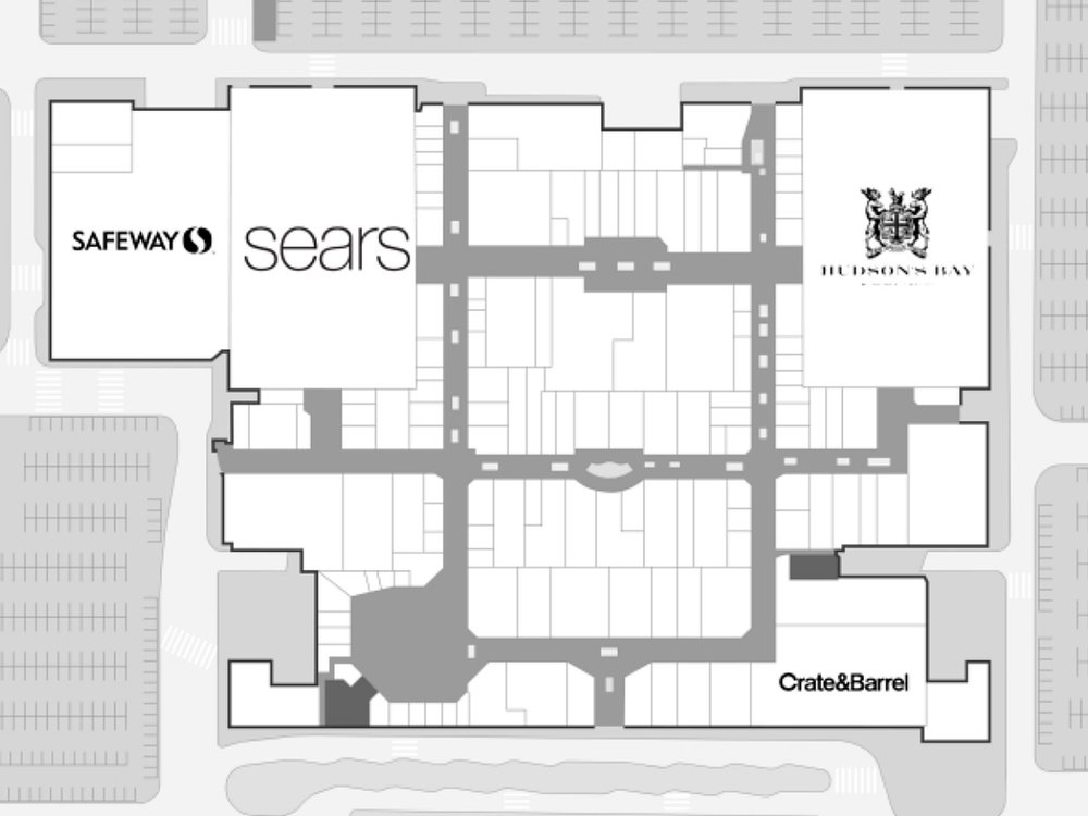 (Sears at edmonton's southgate centre: an opportunity to expand the mall with a mall entrance into safeway, adding multiple cru's as well as possibly a new anchor such as Holt Renfrew or Nordstrom)