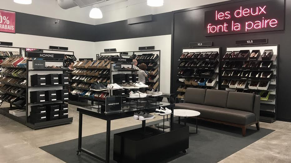 (montreal saks off 5th. Photo: Maxime frechette)