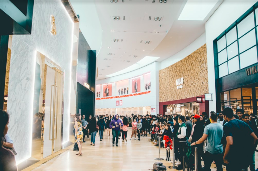 Drake Opens OVO Yorkdale Flagship to Huge Crowds [Photos]