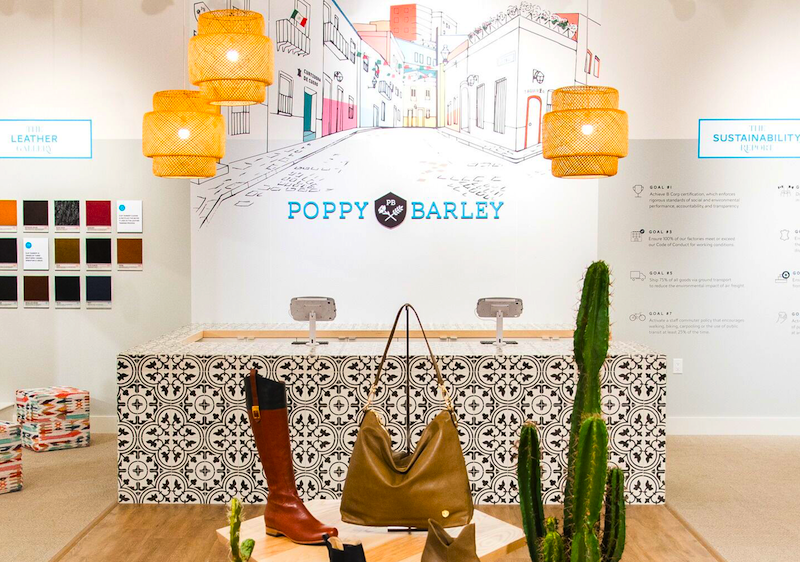 Poppy Barley Unveils 1st Permanent Standalone Flagship [Photos]