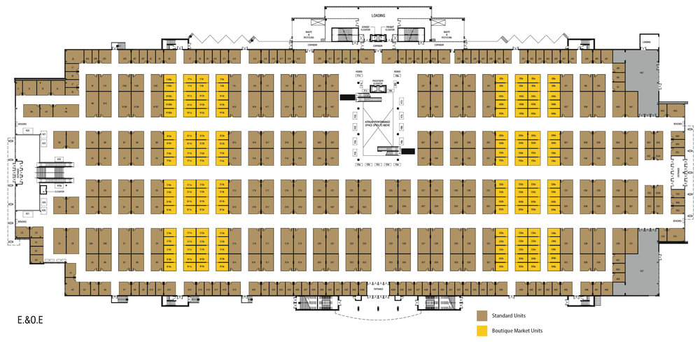 (main level floor plan. click image for mall website and 2nd level plan)