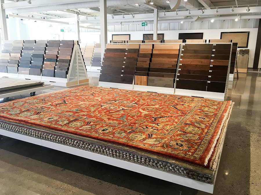 Alexanian debuts new signature by shelley alexanian store for Alexanian area rugs