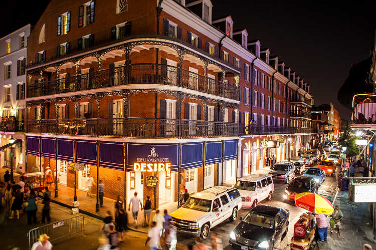 (Photo: New orleans Convention & visitor's bureau)