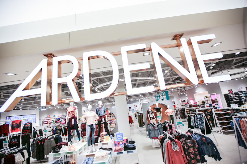 Ardene Launches Large Format Retail Concept [Photos]