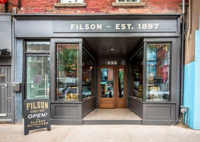 Inside Filson's Newly Opened Toronto Store [Photos]