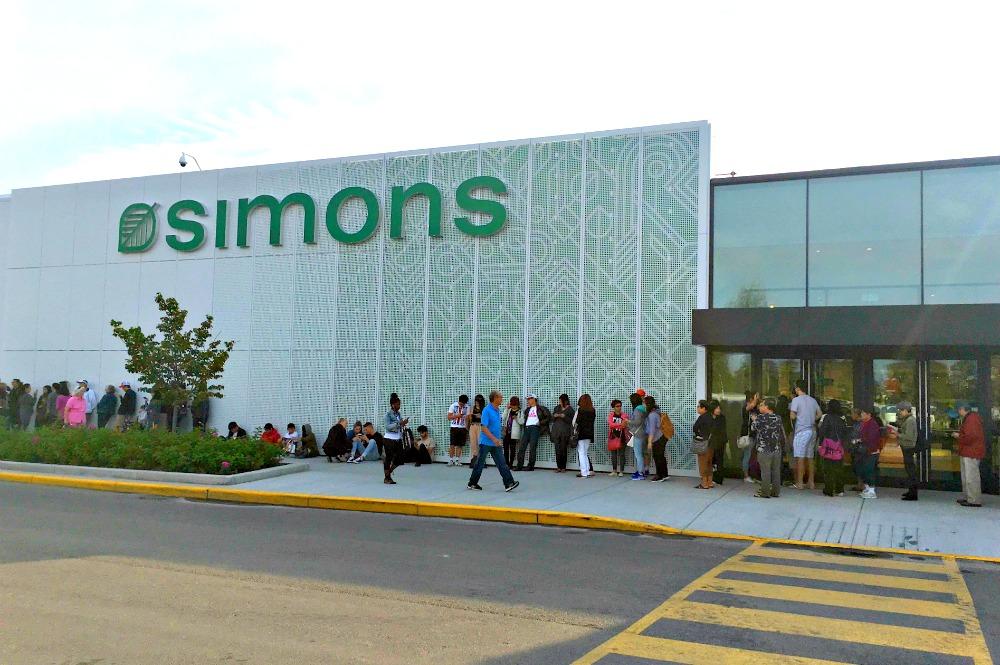 La Maison Simons Opens Impressive Londonderry Store [Photos/Video]