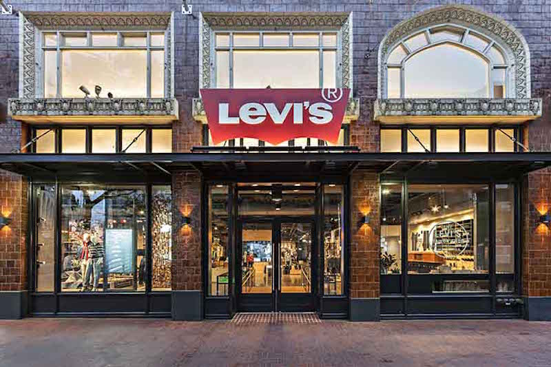 Levi's Expands Customization 'Tailor' Concept Stores in Canada