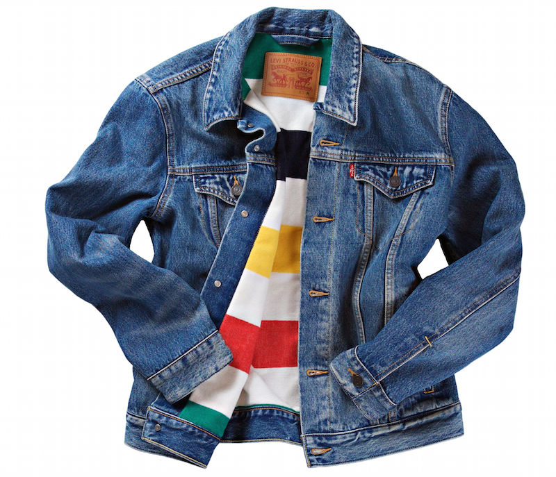 (Levi's Men's 'Type III Trucker Jacket')