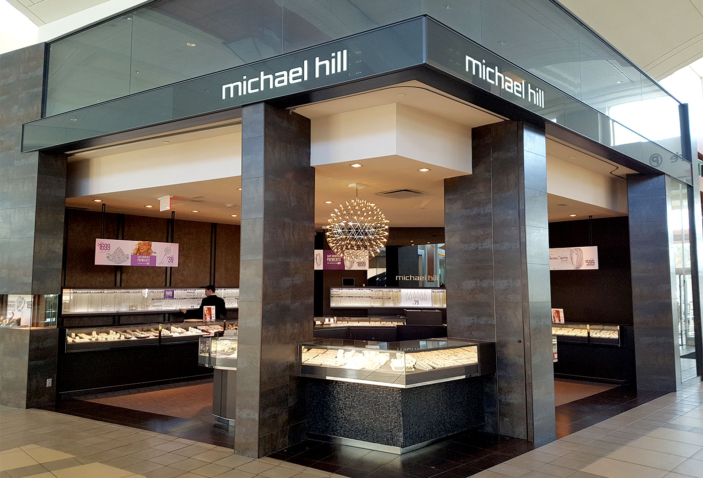 Michael Hill Jewellers on Track for 100 Canadian Stores