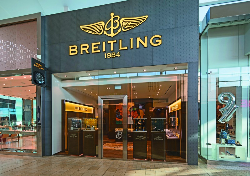 Breitling Opens 1st Canadian Boutique [Photos]