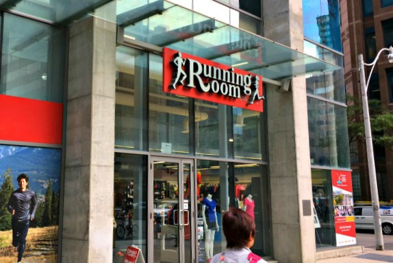 The Running Room Sees Ballooning Ecommerce Growth