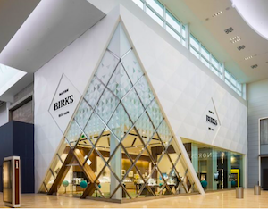 Ivanhoé Cambridge Partners with Birks for 5 New Stores