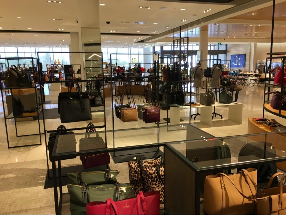 (Handbags/accessories)