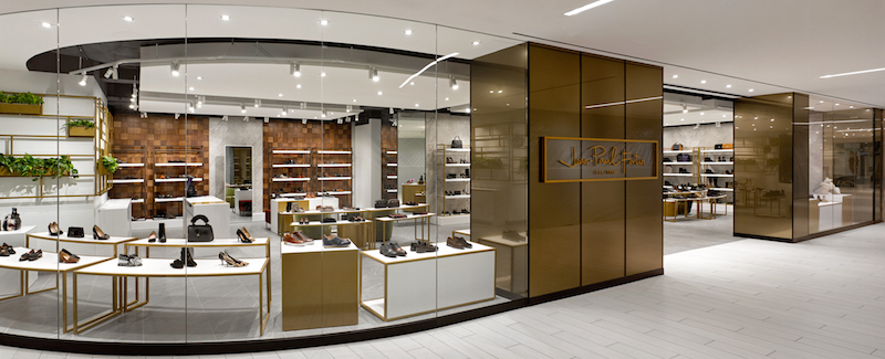 Jean-Paul Fortin Shoes Unveils 'New Look' Flagship [Photos]