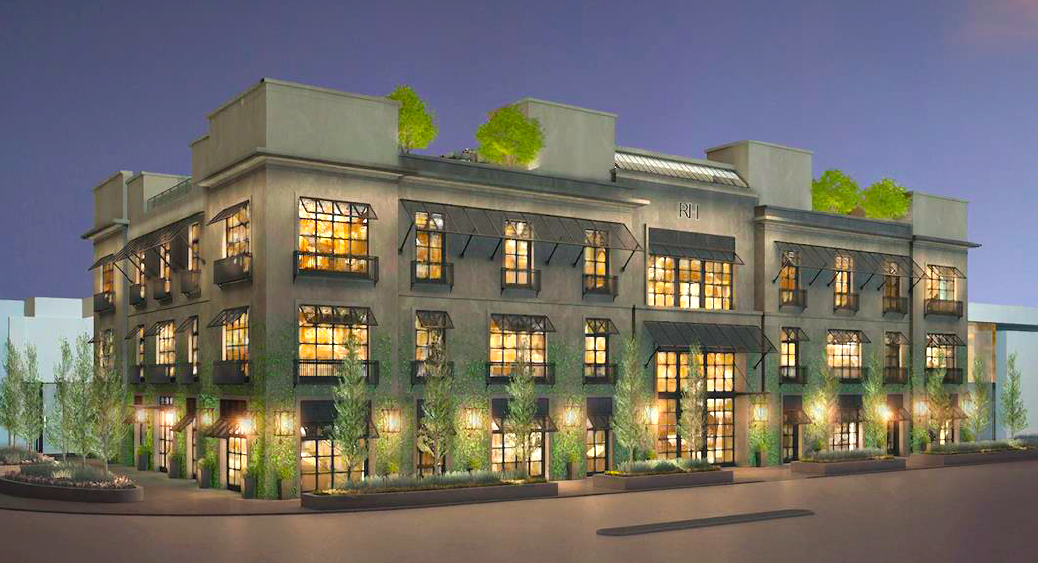 RH Restoration Hardware Prepares to Unveil Yorkdale Flagship