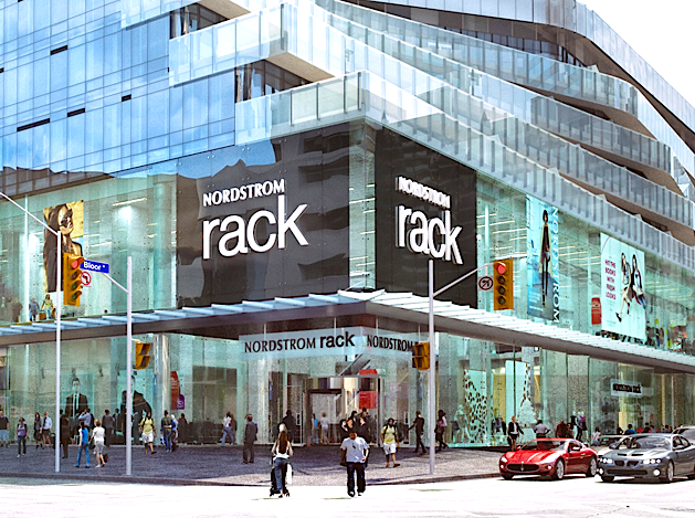 Nordstrom Announces First 3 Canadian Nordstrom Rack Opening Dates