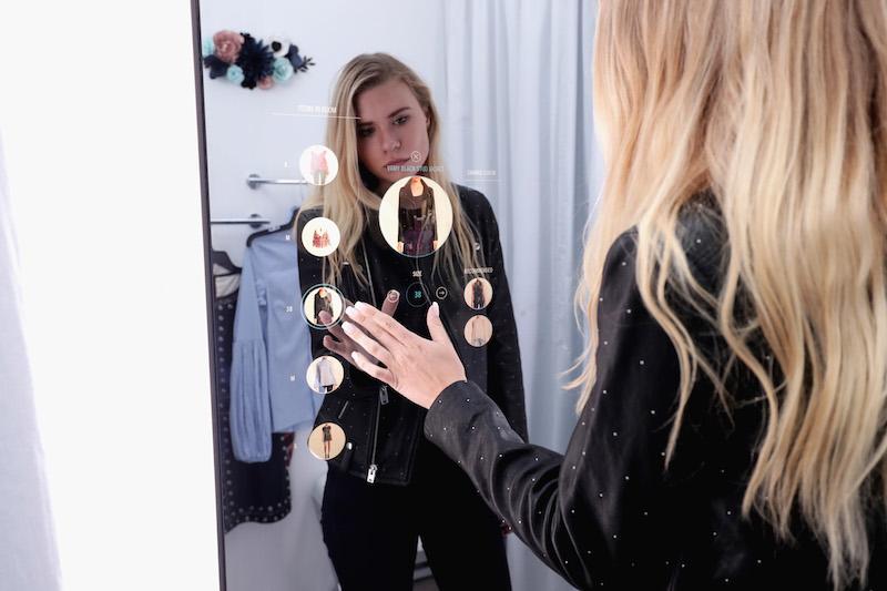('Smart mirror)