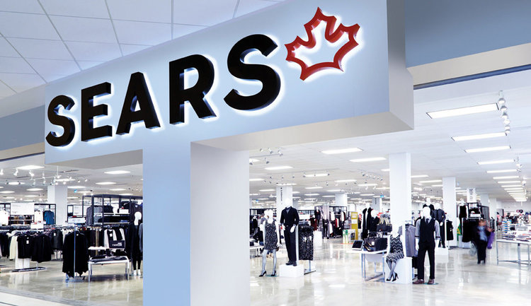 (Sears Canada announced this week that it plans to shut its entire operations. Photo: Sears Canada)