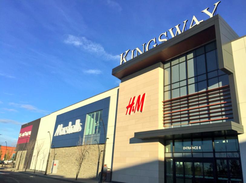 (Photo: Kingsway Mall, via twitter)