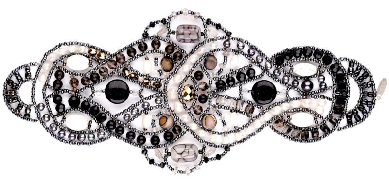 Anemone+Pearl+&+Onyx+bracelet+by+Musesa.jpg