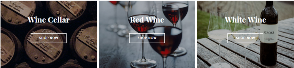 (Photo: Categories of Wine from WineOnline.ca)