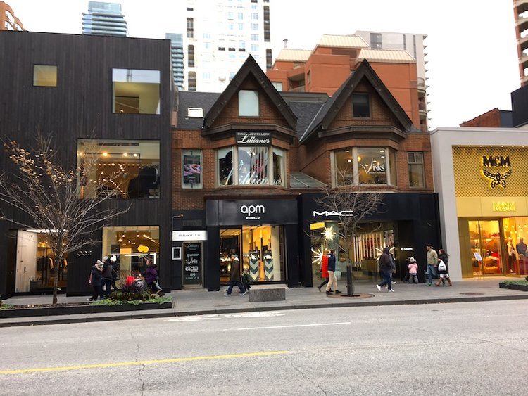 canada goose store downtown montreal