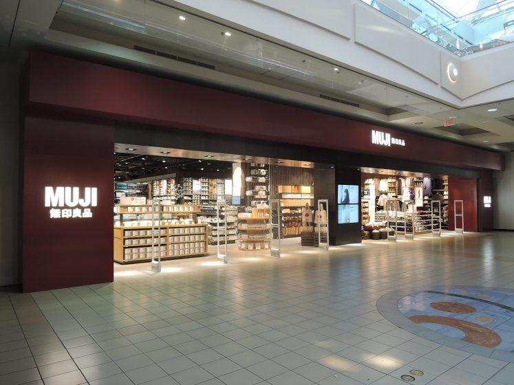 (Japanese retailer MuJi Opened its 1st store in British Columbia at Metropolis at Metrotown. Photo: MUJI)
