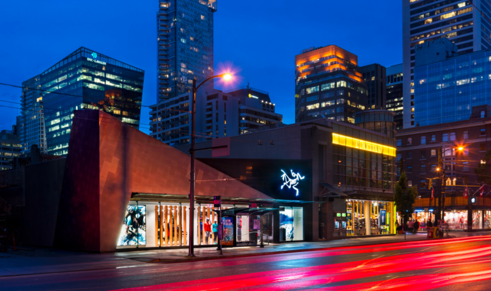 (Vancouver-Burrard Street)