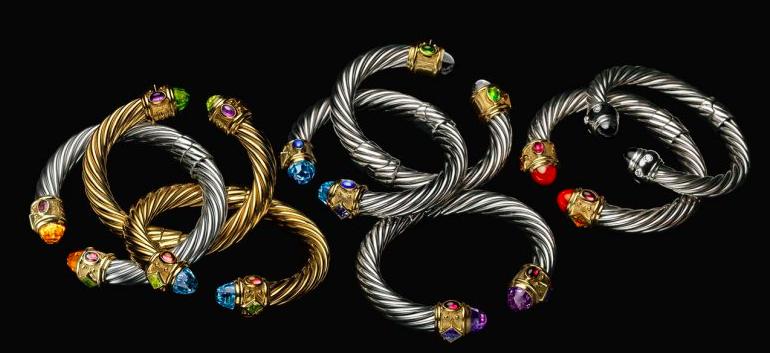 (Signature Cable bracelets)