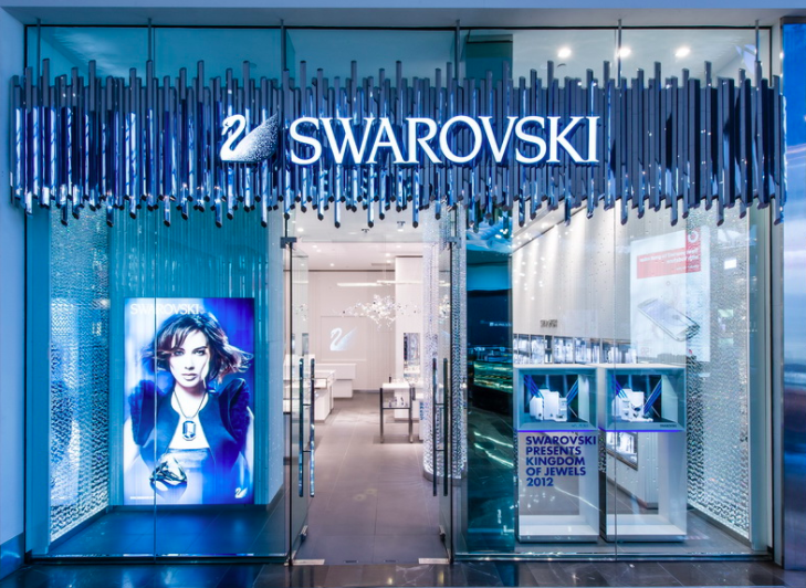 550f40a90a60 Swarovski Sees Opportunity for Further Expansion in Canada in 2018