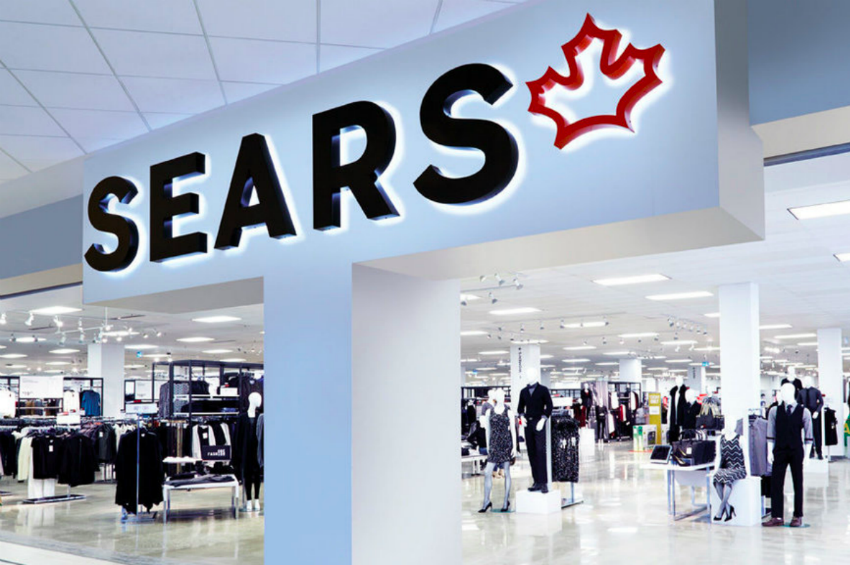 (Photo: Sears Canada)