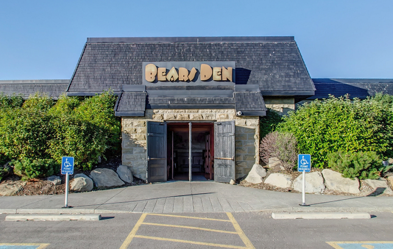 Bears Den. Photo: Google Maps