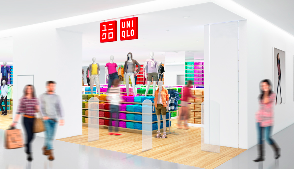 (Rendering: Uniqlo)