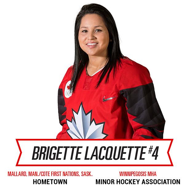 Brigette Lacquette