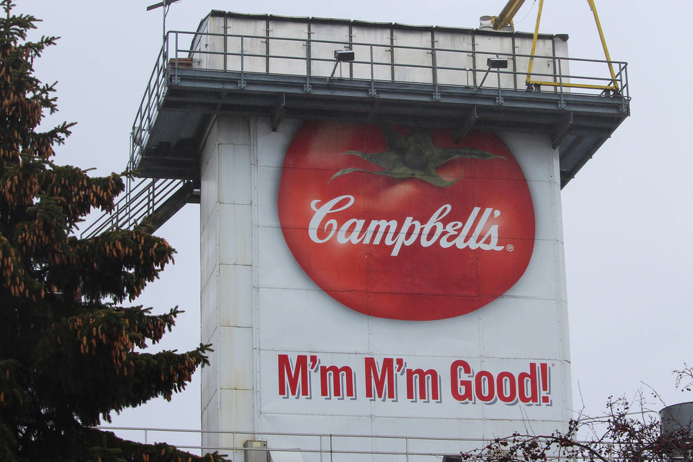 Campbell's SouP Factory in Toronto. Photo:  blogTO