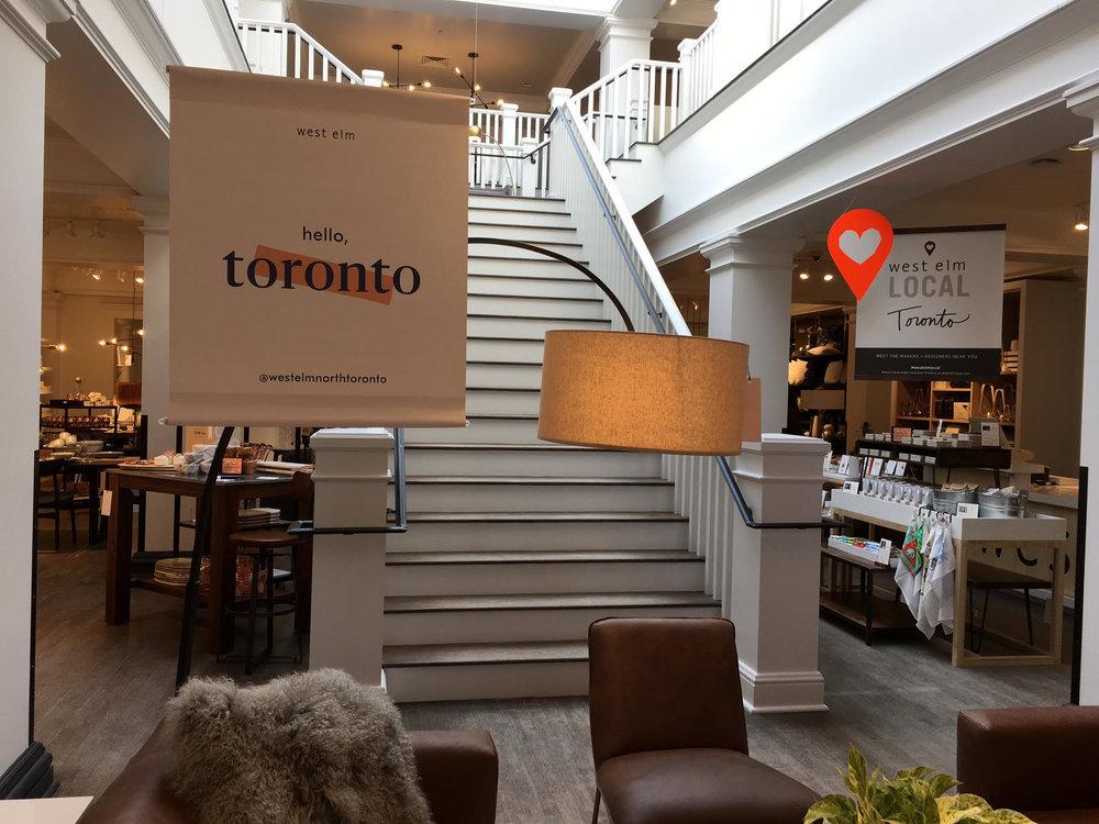 0534c60c26 West Elm Expands Canadian Footprint with Unique Concept Store [Photos]