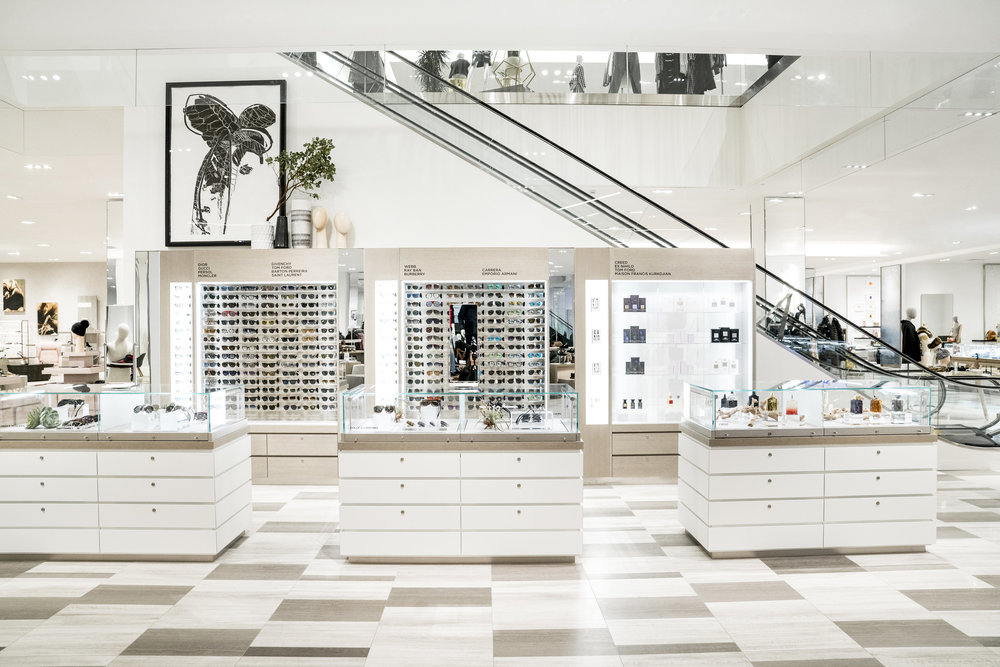 (Sunglasses and small accessories.   Photo: Saks Fifth Avenue)