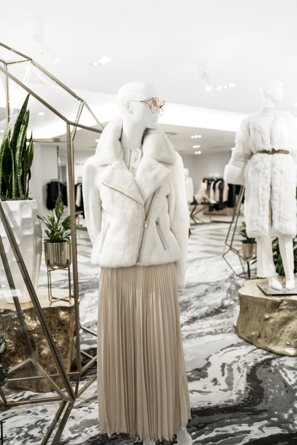 (Women's designer on 2.   Photo: Saks Fifth Avenue)
