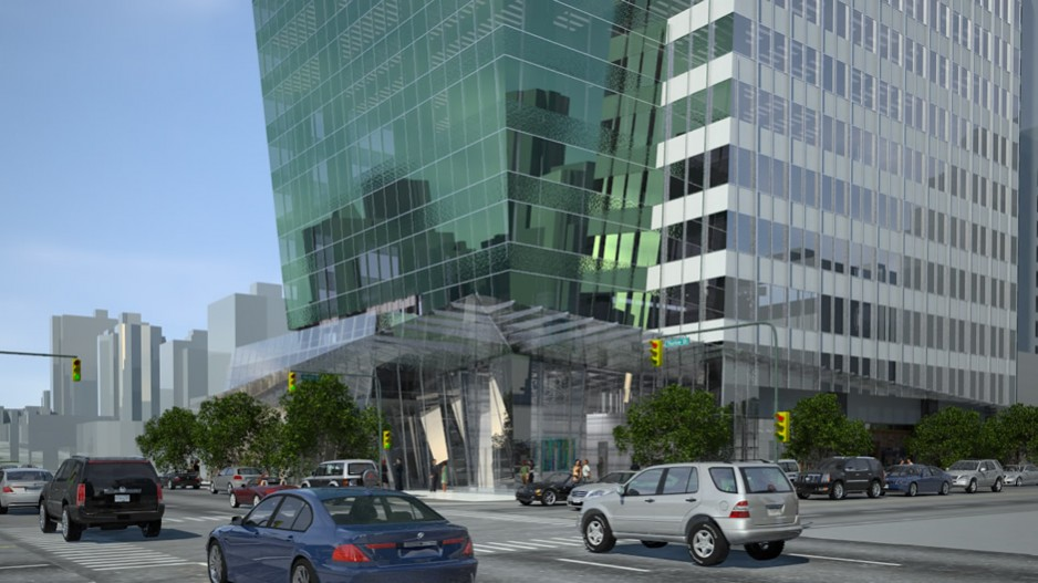 (Rendering: Bentall Kennedy/Quadreal)