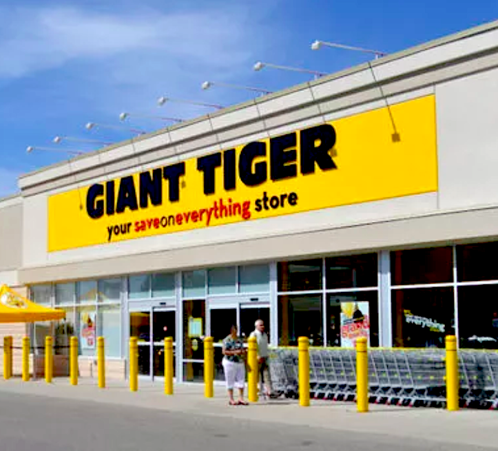 (Photo: Giant Tiger)