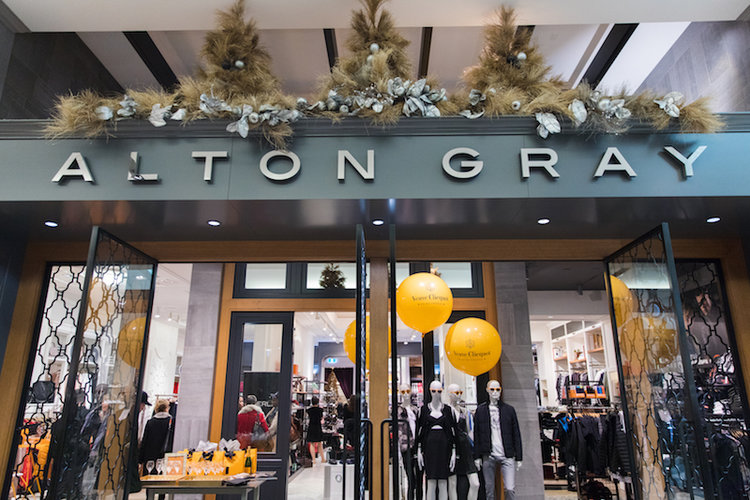 Veuve Clicquot Opens Retail Pop-Up Shop in Montreal