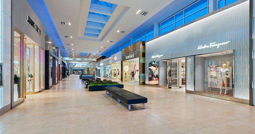 [Yorkdale Luxury Wing. Photo: Oxford Properties]