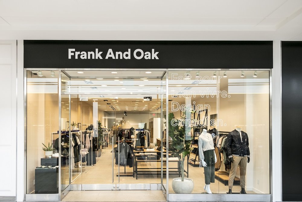 Frank And Oak_Place Ste Foy_1