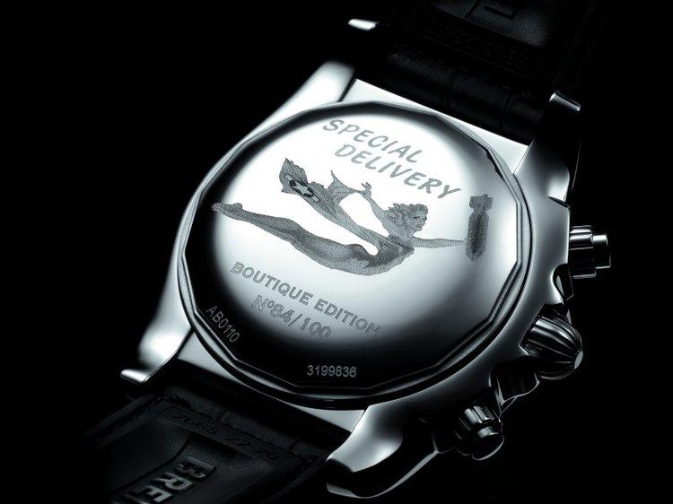 Breitling Chronomat 44. Photo:  Retail-Insider