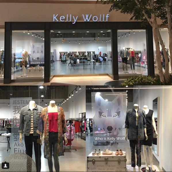 PHOTO: Kelly Wollf Boutique (Instagram)
