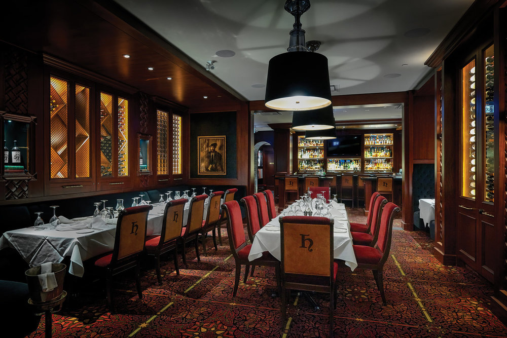 Hy's Steakhouse, Vancouver