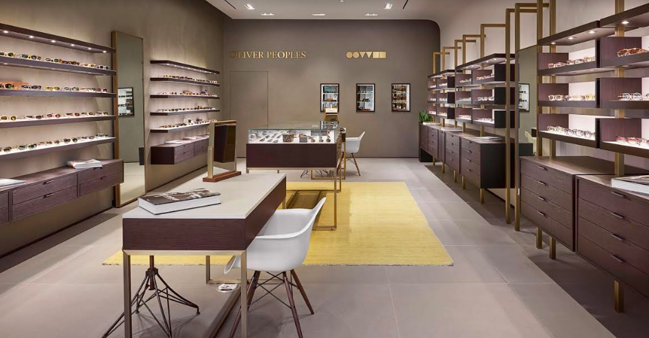 Houston Store. Photo: Oliver Peoples