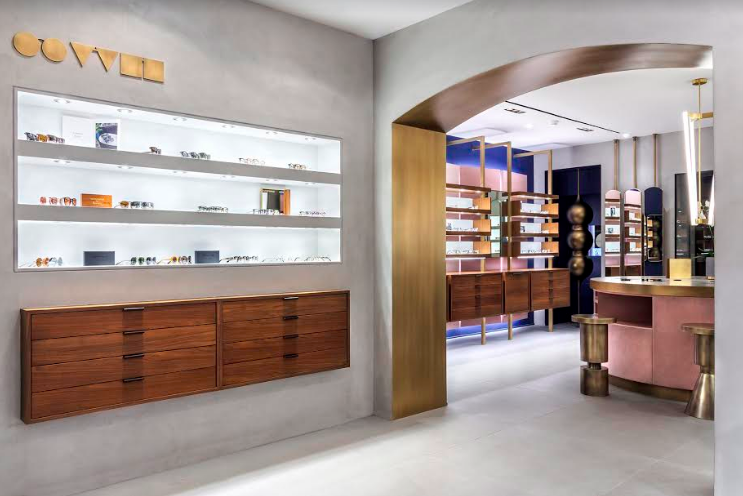 Madrid Store. Photo: Oliver Peoples
