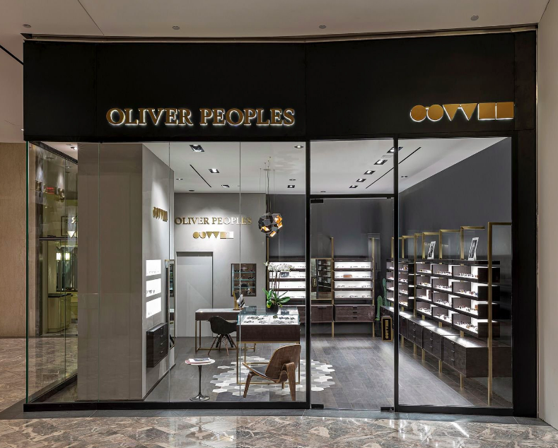 Brookfield Place store in NYC. Photo: Oliver Peoples