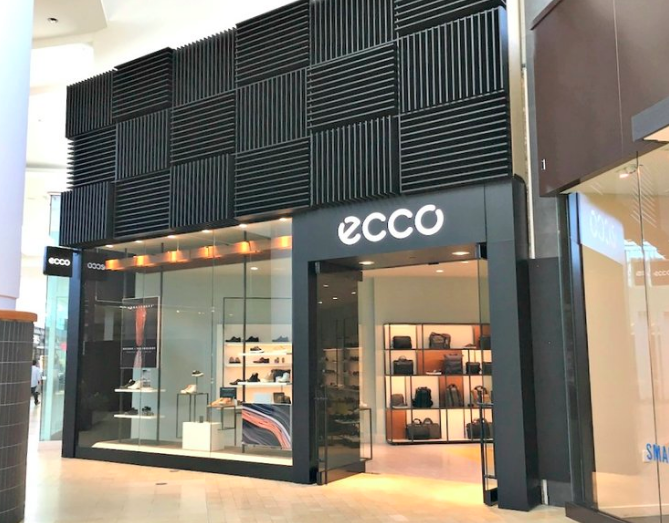 Yorkdale Shopping Centre. Photo: ECCO